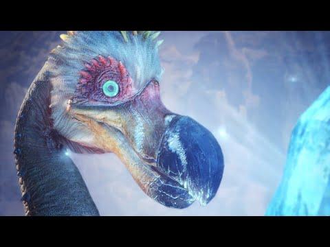 Monster Hunter World x Final Fantasy: Fighting Crystal KuluYaKu to Chocobo Song