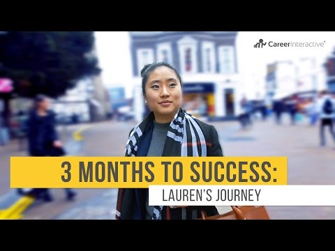 Lauren's Journey: 3 Months To Success (Securing a top graduate job and a Tier 2 Visa in the UK)