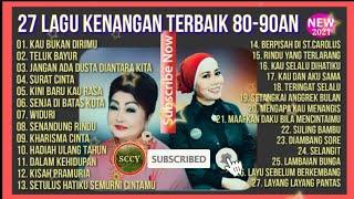🎤👁️Lagu Pilihan Terbaik || Dewi Yull & Muppet ||Kau Bukan Dirimu || 27 Lagu Lawas 80-90an Terbaik👁️