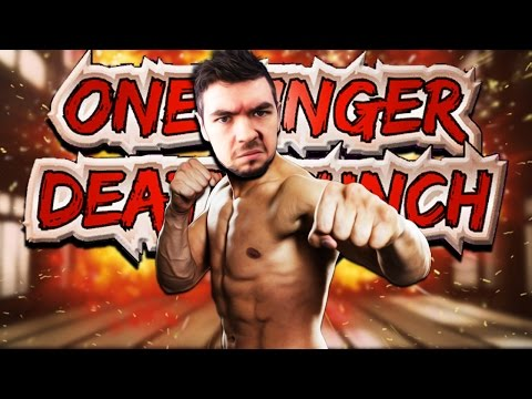 MAGIC FINGERS! | One Finger Death Punch #2