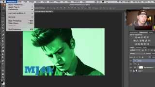 Best Photoshop Tutorial for Beginners in Dutch language