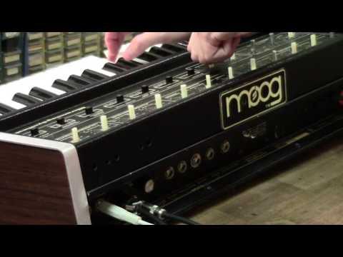 How To Connect The Moog Open Interface, (by Synthpro)