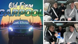 Old Firm Car Pool: Celtic and Rangers legends share incredible stories from historic rivalry!