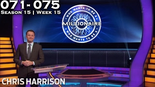 Who Wants To Be A Millionaire? #15 | Season 15 | Episode 71-75