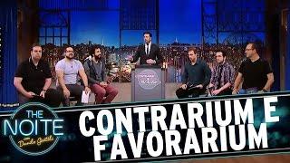 Contrarium e Favorarium: Debate inteligente sobre X-Coxinha e Padres Casados | The Noite (23/03/17)