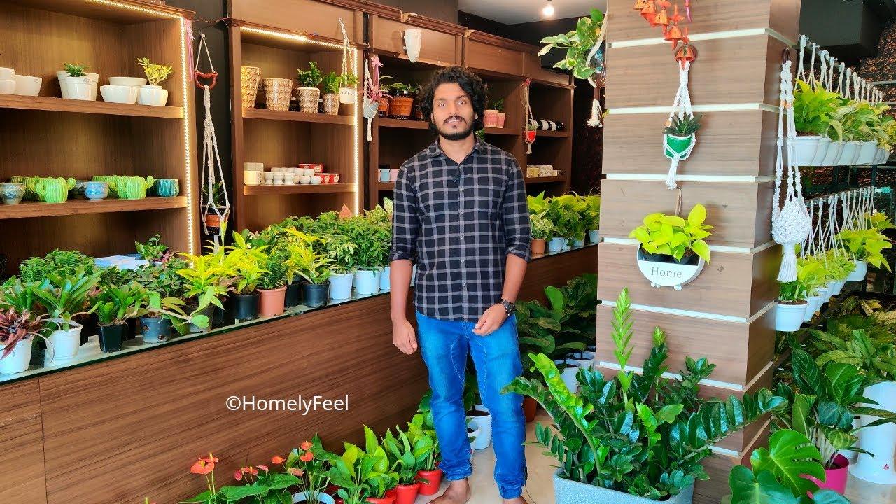 Ishaals Home Garden Pattimattom - Visit | Homely Feel | Diyab