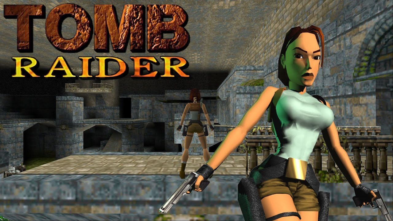 Tomb Raider 1996 Playthrough No Commentary Youtube