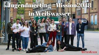 Jugend will den Strukturwandel in der Lausitz mitgestalten - #Mission2038 in Weißwasser