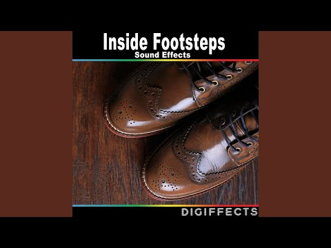 Footsteps on Floor Version 3