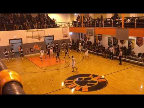 Malcolm Bell highlights Leo Catholic High School 2017