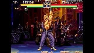Art Of Fighting 2 Ryo Sakazaki