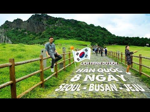 Korea: Seoul - Busan - Jeju | 8-Days Travel Diary 2017 @BillBalo