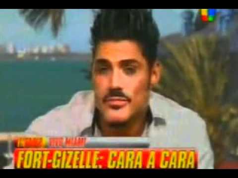 """RICARDO FORT DESDE MIAMI PARA """"INFAMA"""" 14/03/2012"""