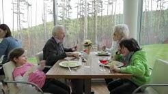 Familienurlaub in der Jugendherberge Hochspeyer
