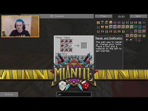 Minecraft: Mianite: RETURN OF THE WANG! [S2:E3]