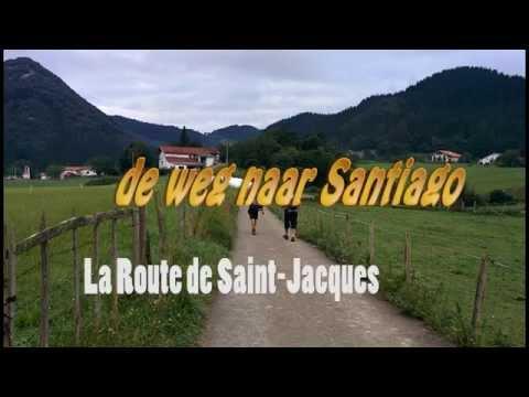 el camino de Santiago Walking The Northern Route of Santiago de Compostela The Way of St. James