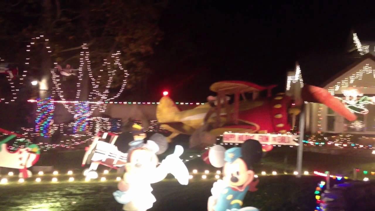 Alta Loma Christmas Lights 2011 - YouTube