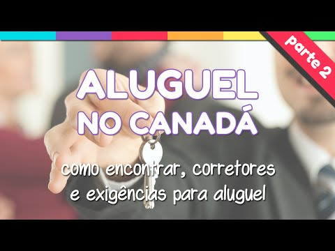 #17 - ALUGUEL EM TORONTO: Como encontrar e exigências | Vem Canadá