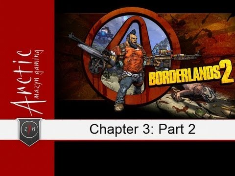 Quality Time with Kristi and arCtiC - Borderlands 2 Playthrough (Chapter 3, Battle Against Boom)
