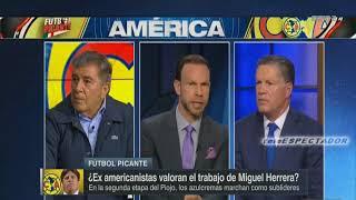 Ricardo Pelaez vs. Carlos Reinoso - Futbol Picante