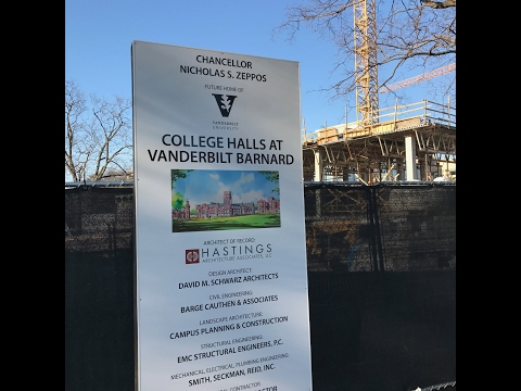 Slant TV: Belmont Will Pay For Vandy Barnard Construction