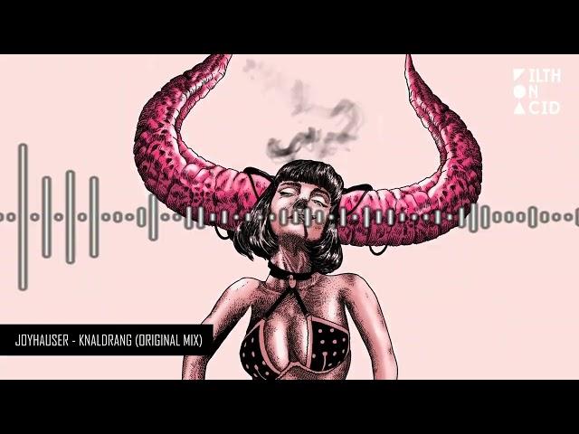 Joyhauser - Knaldrang (Original Mix)