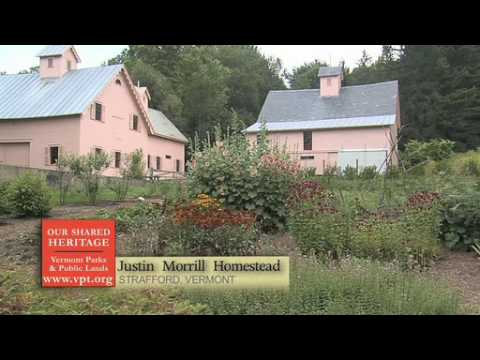 Justin Morrill Homestead