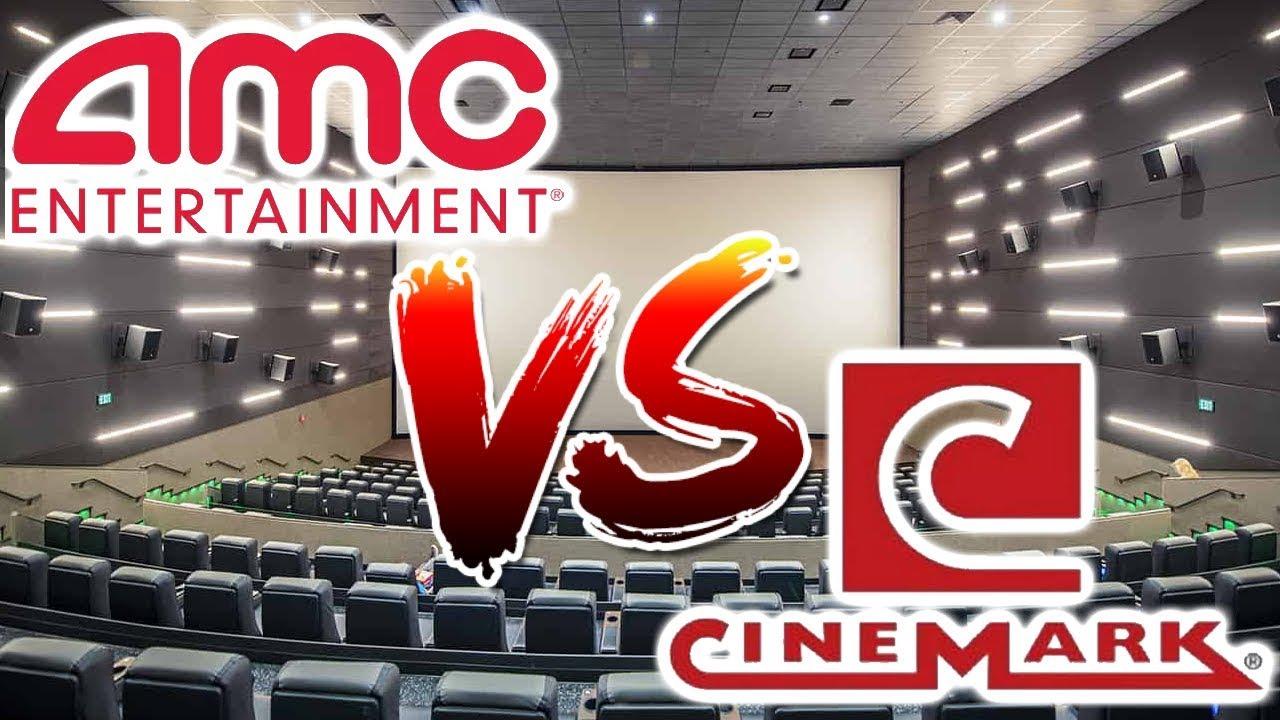 Cinemark Holdings and AMC Entertainment Holdings market stock research ? $AMC vs $CNK!