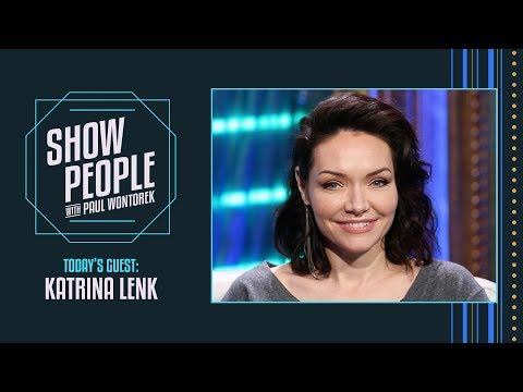 Show People with Paul Wontorek: Katrina Lenk of THE BAND'S VISIT