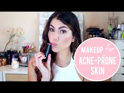Makeup for ACNE-PRONE SKIN - 동영상