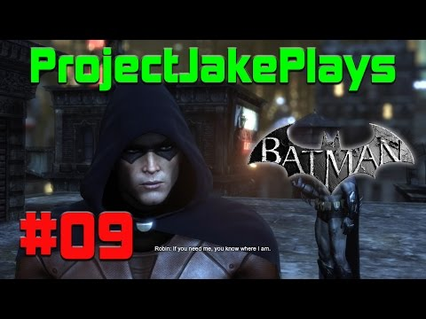 Project Arkham City #09 - Old Gotham!!