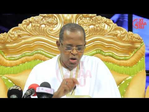 Franc maçonnerie, apostasie ...Sidy Lamine Niasse descend Idrissa Seck