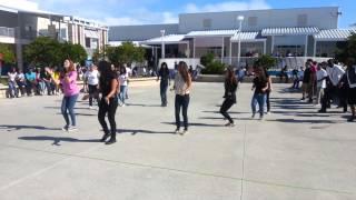 Forest Hill High School Flash Mob 2012