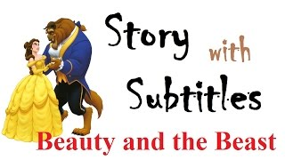 Video Learn English through story Beauty and the Beast (level 1) download MP3, 3GP, MP4, WEBM, AVI, FLV Juni 2018