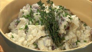 Garlic Mashed Potatoes Hd
