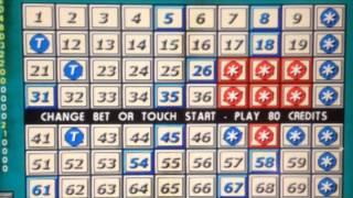 Multi-Card and 4 Card Keno Wins. Small Wins, Big one coming soon! B...