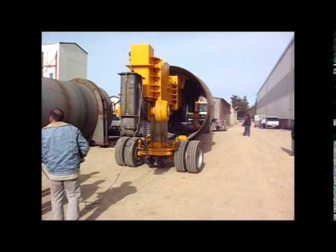boru taşıyıcı pipe carrier