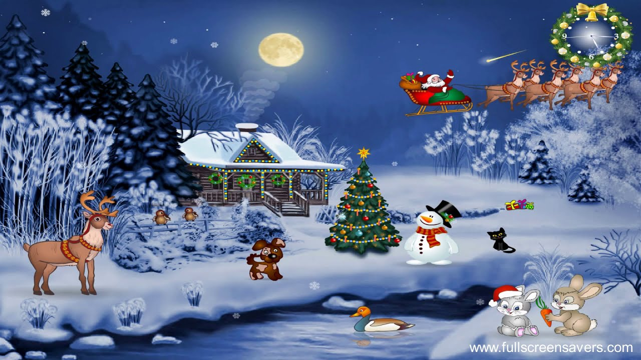 Bildschirmschoner Weihnachten Gratis Kostenlos