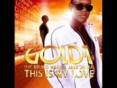 Gold 1 ft  Bruno Mars & Jaeson Ma   This Is My Love