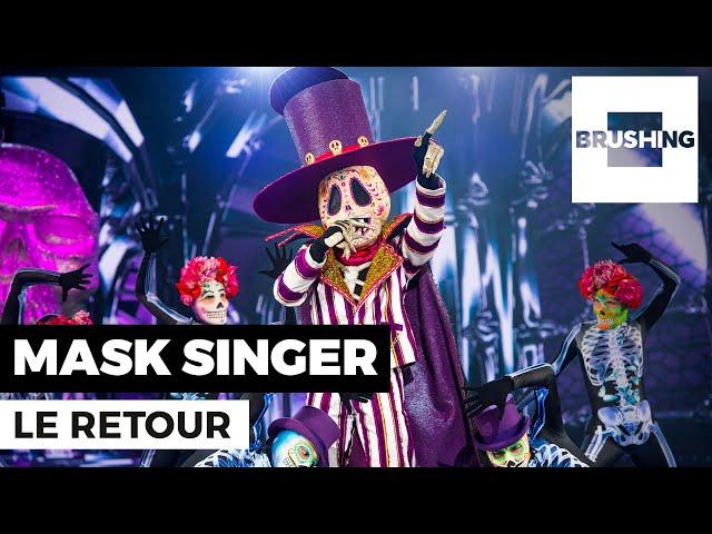 Mask Singer \: le retour