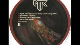 Spark Taberner & Lexis - Bobby whats wrong with u? (MTR002)