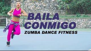 Baila Conmigo Zumba Zumba Choreo With Michelle Vo Dance And Fitness Juan Magan Ft Luciana