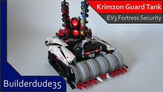 Krimzon Guard Security Tank - EV3 Creations