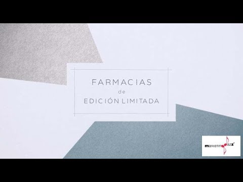 Farmacias de Edición Limitada - Marketing Jazz