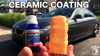 MR FIX Auto Ceramics Coating Liquid Mobil Anti Scratch 9H Cairan Lapisan Pelindung Proteksi Cat Mobil Body Melindungi