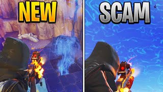 Arnaque NEW The Water Fall Of Death Scam! (Scammer Obtient Exposed) Fortnite sauver le monde