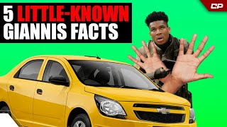 5 MIND-BLOWING Giannis Facts?