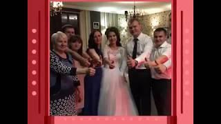 Видео-отзыв!!! Ведущий на свадьбу в Москве! Ведущая Наталия Семенова!!!