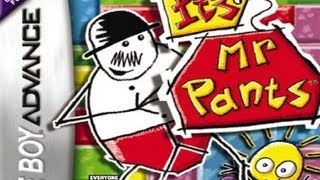 CGRundertow IT'S MR. PANTS For Game Boy Advance Video Game Review