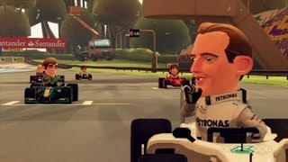 GameSpot Reviews - F1 Race Stars